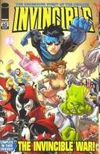 Invincible #60 in Near Mint condition. Image comics [*26]
