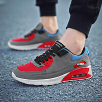 Men's Air Sneakers Casual Sports Running Shoes Fashion Breathable Gym Athletic