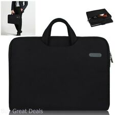 Laptop Sleeve With Handle Arvok 13 13.3 14 Inch Water-resistant Canvas Fabr