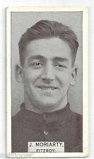 1933 W.D. & H. O. Wills Cigarette Card (75) J. MORIARTY Fitzroy +++