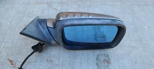 2004-2006 BMW 325CI Passenger Right Side Mirror Gray OEM 04 05 06