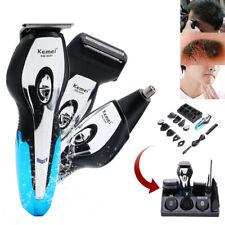 1 Set Fits Men Professional Hair Clipper Trimmer Razor Machine Electric Shaving