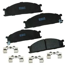 Disc Brake Pad Set-Stop Ceramic Brake Pad Front Bendix SBC333