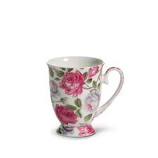 Kaffeebecher TEEROSE oval 300 ml / Maxwell & Williams / Royal Old England / Pott