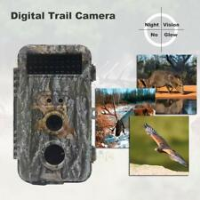 16MP HD Digital Waterproof Wide Range Hunting Trail Night Vision Animal Camera