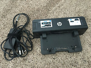 HP 90W Docking Station, VB041AA#ABA