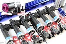 NEW 1JZGTE Top Feed Fuel Rail Conversion + Filter & DEKA 850cc Fuel Injectors