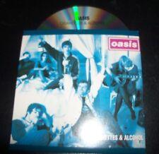 Oasis Cigarettes And & Alcohol Australian Card Sleeve CD Single