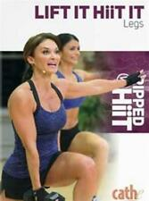 CATHE FRIEDRICH RIPPED WITH HIIT LIFT IT HIT IT LEGS DVD NEW SEALED WORKOUT