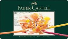 120 Faber Castell POLYCHROMOS Farbstifte Künstlerfarbstifte feinste Qualität NEU