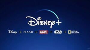 Disney+ Plus | Lifetime Subscription | Instant Delivery