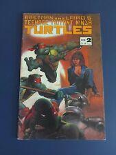 Teenage Mutant Ninja Turtles #2 3rd Print 1st app April O'neal & Baxter stockman