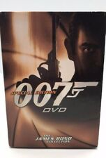 The James Bond Collection: Special Edition 007 DVD 7-Disc: Volume 2 - Like New