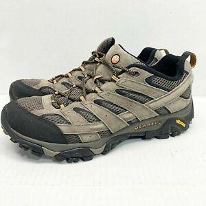 Merrell Men's Moab 2 Waterproof Hiking Shoe J06011 size 9.5