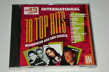 18 TOP HITS 6/94 CD MIT MASTERBOY DR.ALBAN TWENTY 4 SEVEN JAM & SPOON CORONA