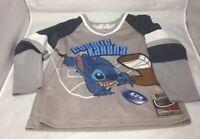 Disney Store Stitch Cosmic Kahuna Jersey Size S Childs 5/6