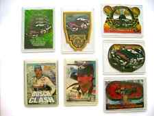 Assortment of Dale Earnharth Insert cards