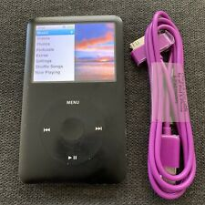Apple iPod classic 6th gen (80GB) Black - Used