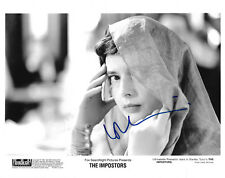 "Isabella Rossellini ""The Impostors"" Autogramm signed 20x25 cm Bild s/w"