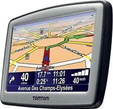 GPS TOMTOM XL NAVIGATION AUTOMOBILE CARTES FRANCE & EUROPE AVEC ALERTES RADARS