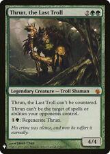 MTG-1x-NM-Mint, English-Thrun, the Last Troll-Mystery Booster