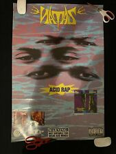 Rare Natas Doubelievengod Poster Esham Acid Rap Detroit ICP Twiztid Juggalo