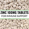 Zinc 100mg 100 Tablets - Zinc Citrate - HIGH STRENGTH - Vegan - Immune Support