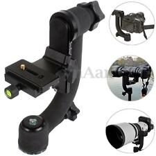 New 360° Swivel Pro Panoramic Gimbal Tripod Ball Head For Camera Telephoto Lens