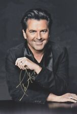 THOMAS ANDERS MODERN TALKING Foto 20x30 signiert IN PERSON Autogramm signed
