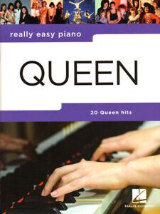 Really Easy Piano: Queen Noten Klavier leicht