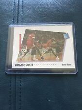 1992 Skybox Chicago Bulls Game Frame #408 Michael Jordan Basketball Card