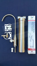 Undersink Water Filter System Doulton Ceramic Ultracarb 304 S/S Made in England