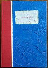 Kurt Vonnegut~L'Histoire du Soldat~Signed, Limited(61 of 110) Ed. Handmade Paper