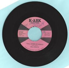Bill Nolte - Tall Down My Knees - I See Always In Your Eyes - AUTOGRAPHED 45 RPM