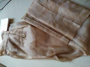 Pantaloni seta, silk  Max Mara  tg.38