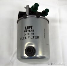 Nissan Dualis J10e Diesel  Fuel Filter 16400-BB51A