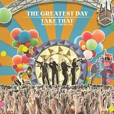 GREATEST DAY TAKE THAT PRESENT CIRCUS LIVE 2 CDNEW