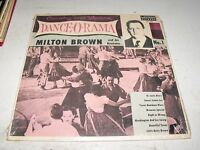"Milton Brown And His Brownies Country And Western Dance  WS-1001 ""New"""