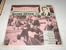 """Milton Brown And His Brownies Country And Western Dance  WS-1001 """"New"""""""