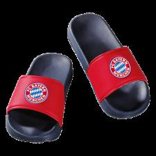 FC Bayern München Badesandalen - Badelatschen - Badeschlappen - Badeschuhe Logo