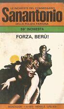 INCHIESTE DEL COMMISSARIO SANANTONIO-N. 59-FORZA, BERU'!-MONDADORI-151975