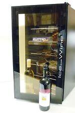 Cantina Porta 18 Bottiglie Frigo per i le di Vino Cantinetta con due 2 Scomparti