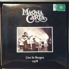 MAGNA CARTA - Live in Bergen 1978 SEALED - 180g Vinyl - Folk Prog Rock