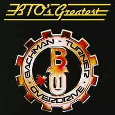 BACHMAN TURNER OVERDRIVE BTO's Greatest Hits CD BRAND NEW Best Of