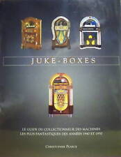 illustrated JUKE BOXES french book JUKEBOX Wurlitzer collectible vintage photo