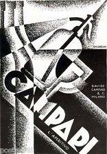 Nicolay Diulgheroff-CAMPARI-Aperitivo-seltz-futurismo spritz moda MILANO 1931