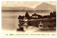 CPA 74 Haute-Savoie Lac d'Annecy Les Bords du Lac à Veyrier