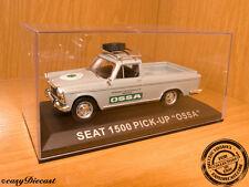"""SEAT 1500 1:43 PICK-UP PICKUP  """"OSSA"""" MINT WITH BOX!!!"""