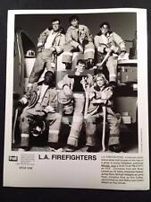 L.A. Firefighters Jarrod Emick Christine Elise Original TV Still Photo A182