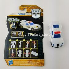 Transformers RTS Reveal Shield Prowl Universe Classic Legends G1 Series
